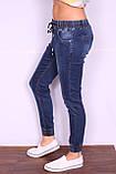 Джинсы на резинке женские  Newly Listed ( код 2045) 25-30разм, фото 4