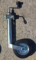 Опорное колесо KNOTT с хомутом на дышло