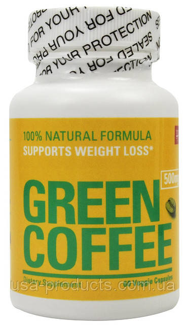 Green Coffee Promotes healthy weight loss