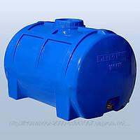 Горизонтальные емкости для воды пластик