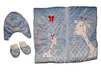 Одеяло-трансформер Bebessi Плюш  Турция