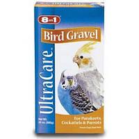 8in1 Bird Gravel Гравий для заполнения зоба птиц, для корелл, волнистых и других попугаев, 680г