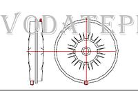 900.50.00.00 Расширительный мембранный сосуд Termet MiniMax GCO-DP-21-03