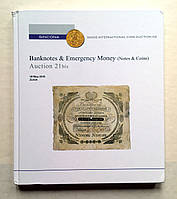 Нумизматика Каталог Sincona Banknotes Emergency Money (Notes and coins)