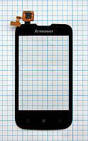 Тачскрин сенсорное стекло для Lenovo A60+(plus) black