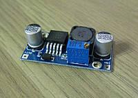 Импульсный DC-DC повышающий преобразователь на XL6009, вх. 3-32В, вых.  5-35В, Iмакс.вх. 3А, КПД 94%, 400кГц