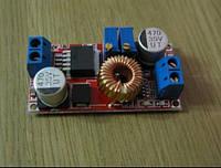 Импульсный DC-DC понижающий преобразователь на XL4005, вх. 5-32В, вых. 1,25-30В,   Icтаб.рег. 0-5А, КПД 92%, 180кГц