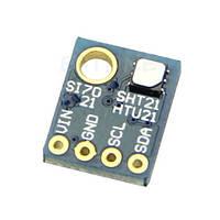 Si7021 промышленный высокоточный датчик влажности и температуры с I2C интерфейсом для Arduino