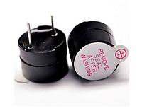 Активный зуммер, YHE12-05,  5V, 30mA, 2500Hz, 85dB