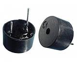 Активный зуммер, YHE12-05,  5V, 30mA, 2500Hz, 85dB , фото 2
