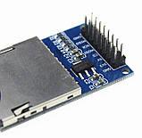 Модуль-разьем для SD карты, SPI интефейс (Arduino), фото 2