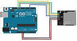 Модуль-разьем для SD карты, SPI интефейс (Arduino), фото 3