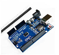 Arduino Uno CH340G, на микроконтроллере ATmega328