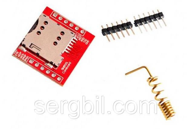 GSM GPRS модуль на SIM800L