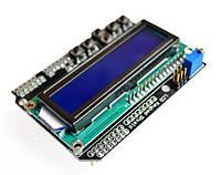 LCD 16x2 с кнопками для Arduino UNO