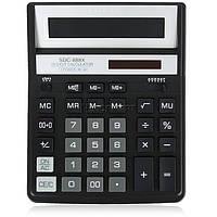 Калькулятор CITIZEN бухгалтерський SDC-888XBK черный с алюм. вставками