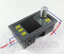 DP20V2A імпульсний стабілізатор з LCD дисплеєм, програмований, Uin = 23V, Uout - 0-20V, Iout - 0-2A
