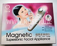 Магнитный массажер для омоложения лица - Magnetic Supersonic Facial Appliance