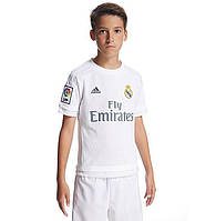 Детская игровая форма Adidas FC Real Madrid 2015-16 (домашняя)