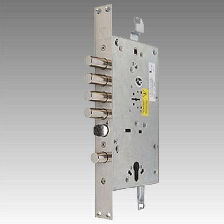 Основной двухключевой замок 3-направленного замыкания MUL-T-LOCK® Matrix DFM3