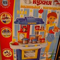 Детская кухня для девочек 08912