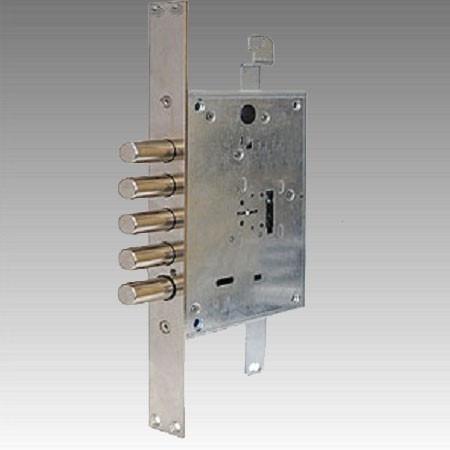 Основной сувальдный замок 3-направленного замыкания MUL-T-LOCK® Matrix DFMA