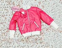Курточка из весенней коллекции Моне р-ры 104