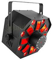 Простой прибор со звуковой активацией Chauvet SWARM WASH FX