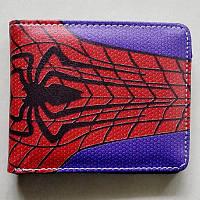 Кошелек Spiderman Спайдермен паук 50.33