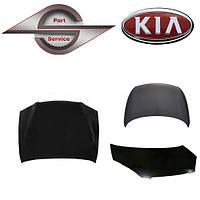 Капот на Kia Киа Rio, Cerato, Sorento, Sportage, Ceed, Magento, Carnival, фото 1