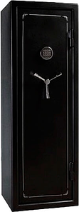 Сейф Master Safes Standard 14 ств., код.замок, подсветка, 1400x508x432, 109кг