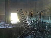 Зачистка мазутохранилищ на сахарных заводах Наше предприятие имеет опыт зачистки резервуаров из под мазута на
