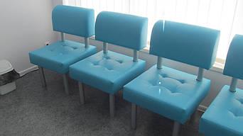 """Мягкая мебель для медицинской лаборатории """"ДИЛА"""" 2"""