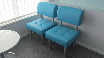 """Мягкая мебель для медицинской лаборатории """"ДИЛА"""" 3"""