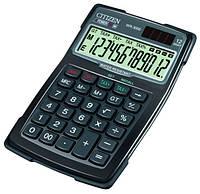 Калькулятор CITIZEN бухг. WR-3000 водонепроницаемый
