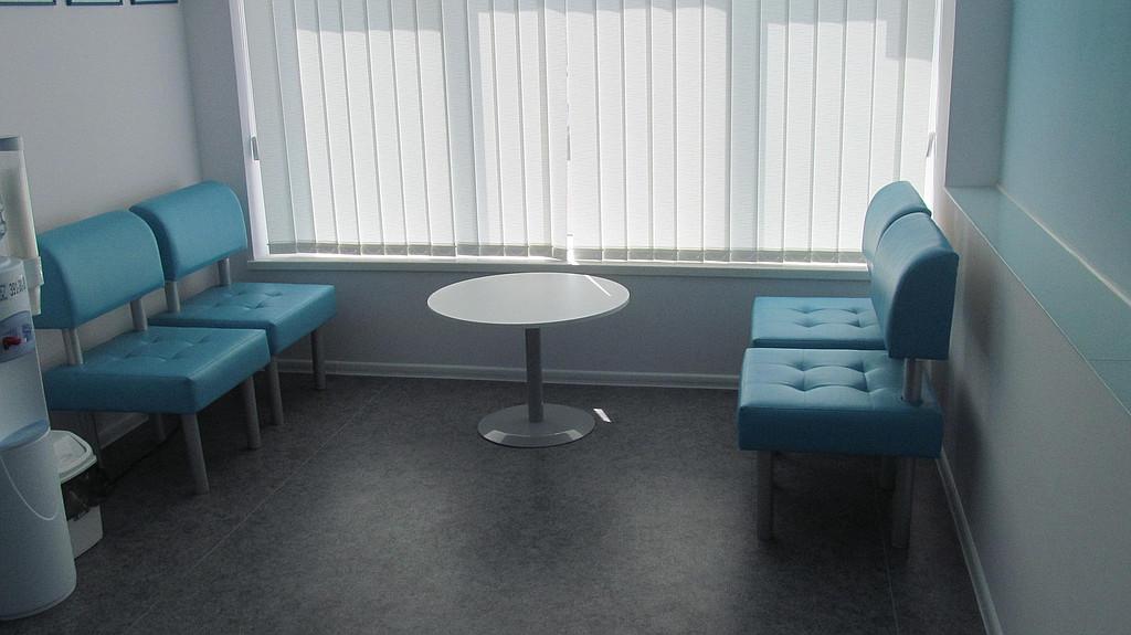 """Мягкая мебель для медицинской лаборатории """"ДИЛА"""""""