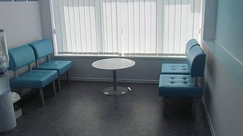 """Мягкая мебель для медицинской лаборатории """"ДИЛА"""" 1"""