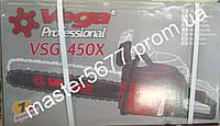 Бензопила VEGA VSG-450X (1 шина 1 цепь воздушный фильтр)
