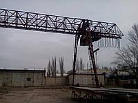 Кран козловой КК-10т/20м