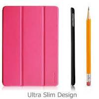 Чехол FitCase Smart Cover DCCA-07 pink iPad 2/3/4