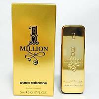 PACO RABANNE 1 MILLION edt mini M 5