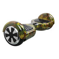 "Smart Balance Wheel 6,5"" LED Wheel army +Спиннер в Подарок! (Гарантия 12 Месяцев)"