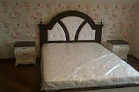 Кровать деревянная под заказ. (массив дуба,ясеня), фото 1