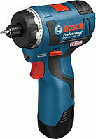 Аккумуляторный шуруповёрт Bosch GSR 10,8 V-EC HX Professional