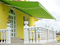 Локтевые открытые маркизы, Киев, Бровары, Чернигов