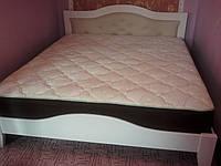 Кровать Лилия с мягким изголовьем, фото 1