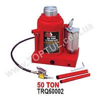 Домкрат бутылочный пневмо-гидравлический 50т TRQ50002 TORIN