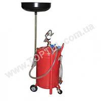 Установка для слива и вакуумной откачки масла (80л.) B80VS G.I.KRAFT