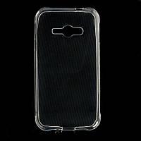 Чехол накладка силиконовый TPU Remax 0.2 мм для Asus Zenfone Max 5.5 ZC550KL прозрачный