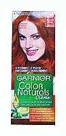 Стойкая крем-краска Garnier Color Naturals 7.40 Огненный медный